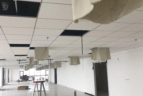 重庆海信空调工程案例