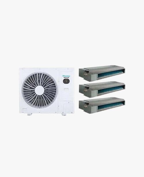海信中央空调  HVR-120W 一拖三 荣耀家系列