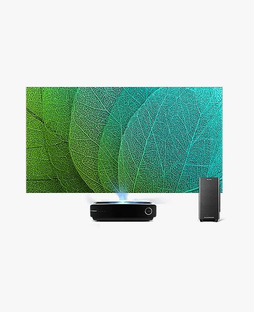 【80L5D】80英寸/AI智能/哈曼卡顿音箱/4K激光电视