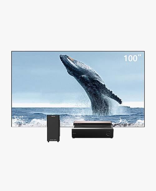 【88L6】88英寸激光电视/4K超清画质/智能系统/海量视频/4GB+64GB