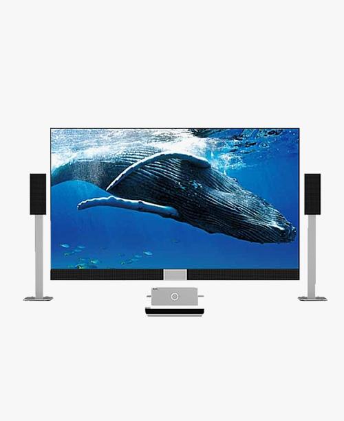 【100LB10】100英寸激光电视/3D效果/Vidaa2.0智能系统/5.1声道音响