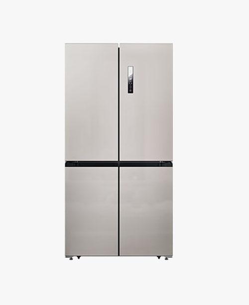 【BCD-501WMK1DPT】501升/十字对开门/矢量双变频/风冷无霜/冰箱