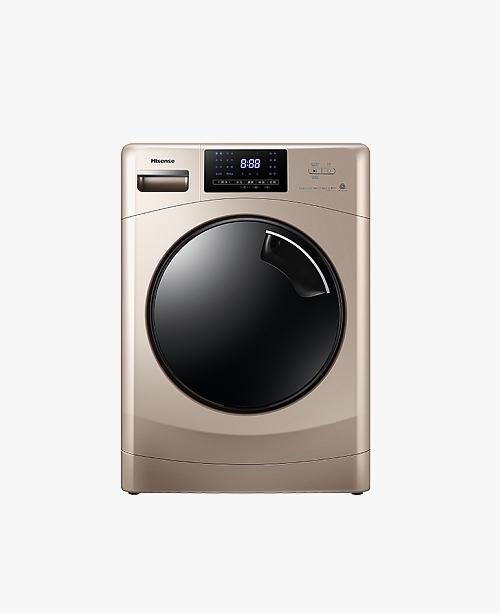 【HG100DAA122FG】10公斤/金色/触控/变频/滚筒洗衣机